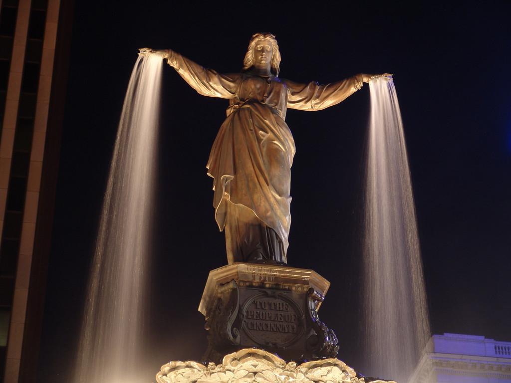 Fountain Square -  Cincinnati, OH