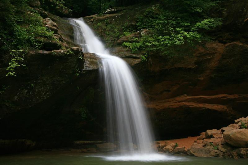 Lower Falls - Hocking County, Ohio