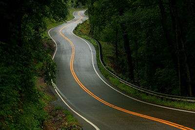 Country Road - Hocking County, Ohio