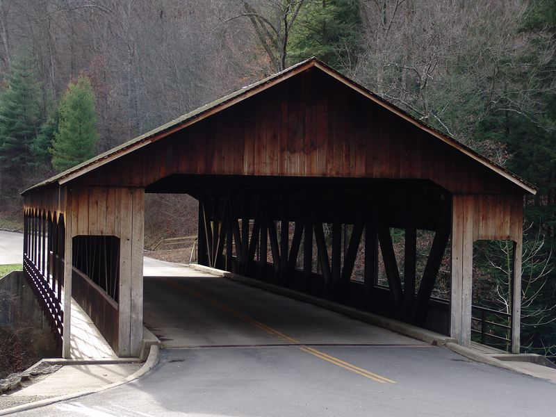 Mohican State Park  (Near Loudonville, Ohio)