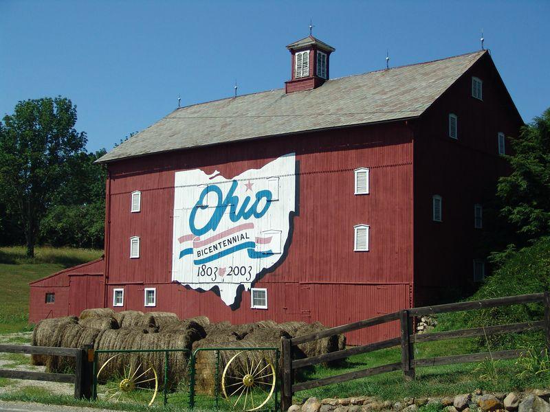 Bicentennial Barn - Delaware County, Ohio