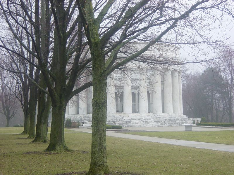 Warren G Harding Memorial - Marion, OH