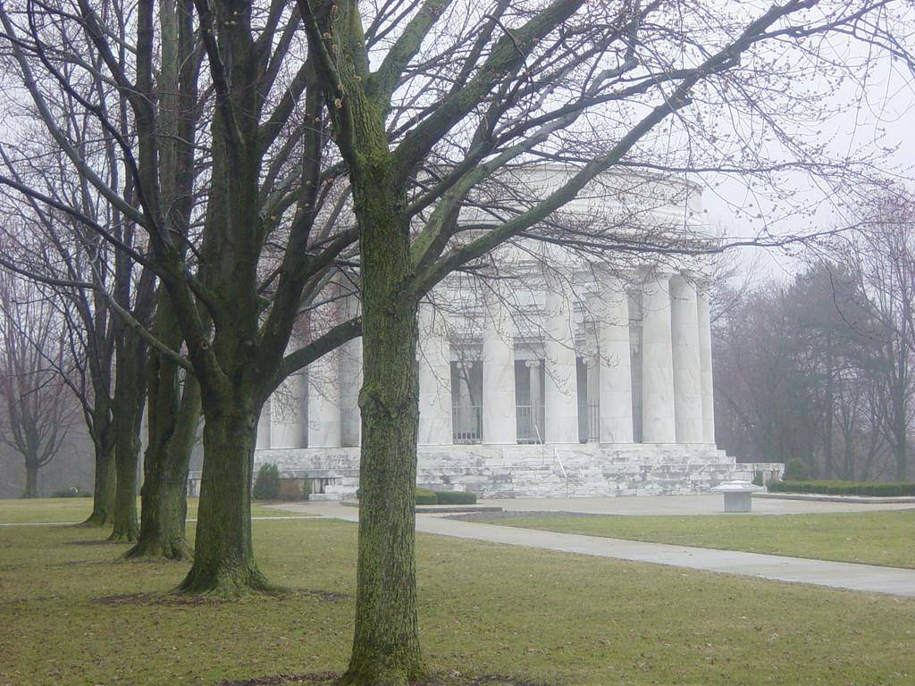 Warren G Harding Memorial - Marion, OH