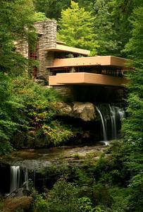 Fallingwater - Mill Run, Pennsylvania