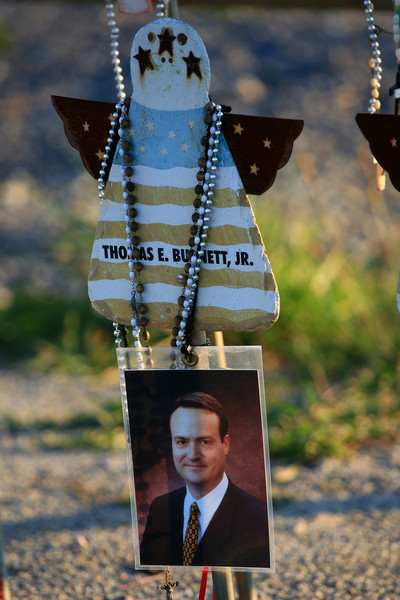 Flight 93 Site - Shanksville, PA