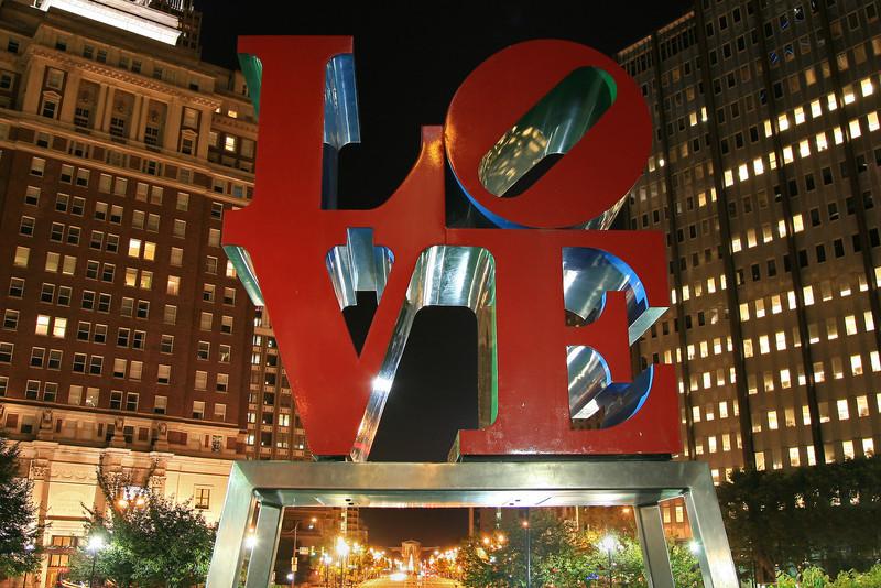 Love Park - Philadelphia, PA
