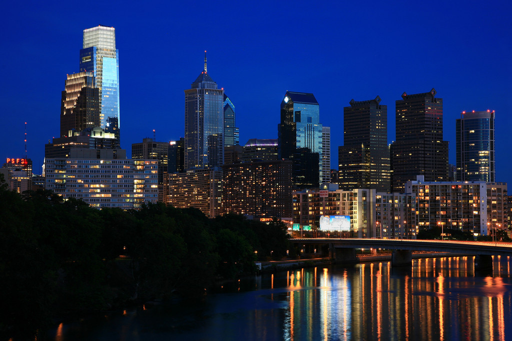 Philadelphia Skyline - Philadelphia, PA
