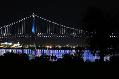 Benjamin Franklin Bridge - Philadelphia, PA
