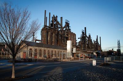 Bethlehem Steel Plant - Bethlehem, Pennsylvania