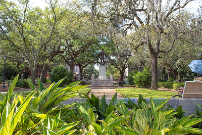 Chippewa Square Savannah