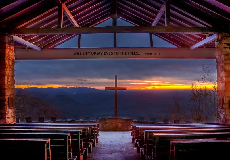 Pretty Place,  (Symmes Chapel)