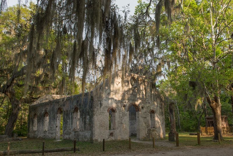 Chapel Of Ease.-Beaufort SC