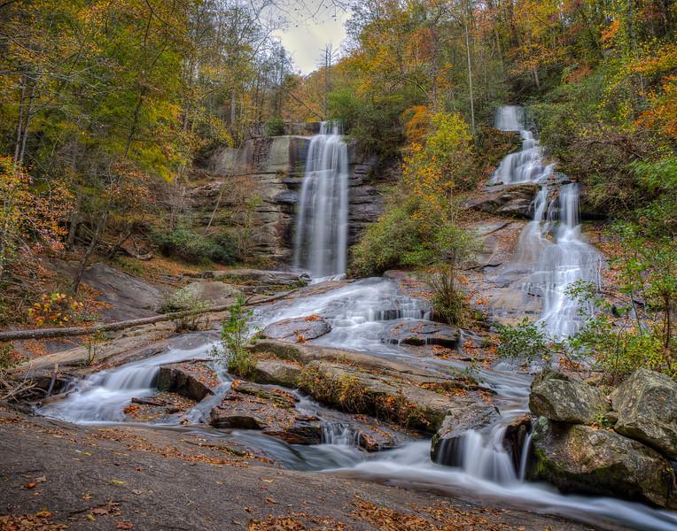 Eastatoe Falls - Taken near Pickens, South Carolina, Lane