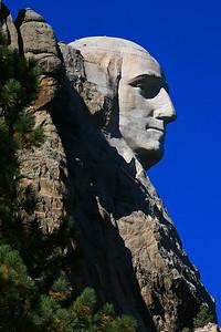 Mount Rushmore National Memorial - South Dakota