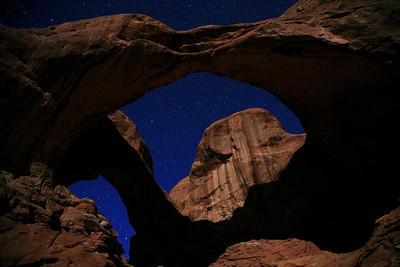 Double Arch - Arches NP, Utah