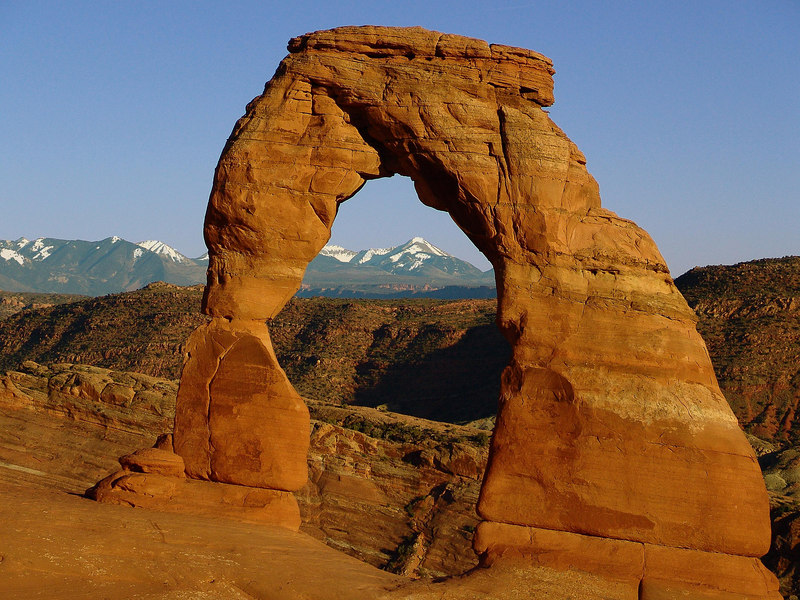 Delicate Arch - Arches National Park - Moab, Utah