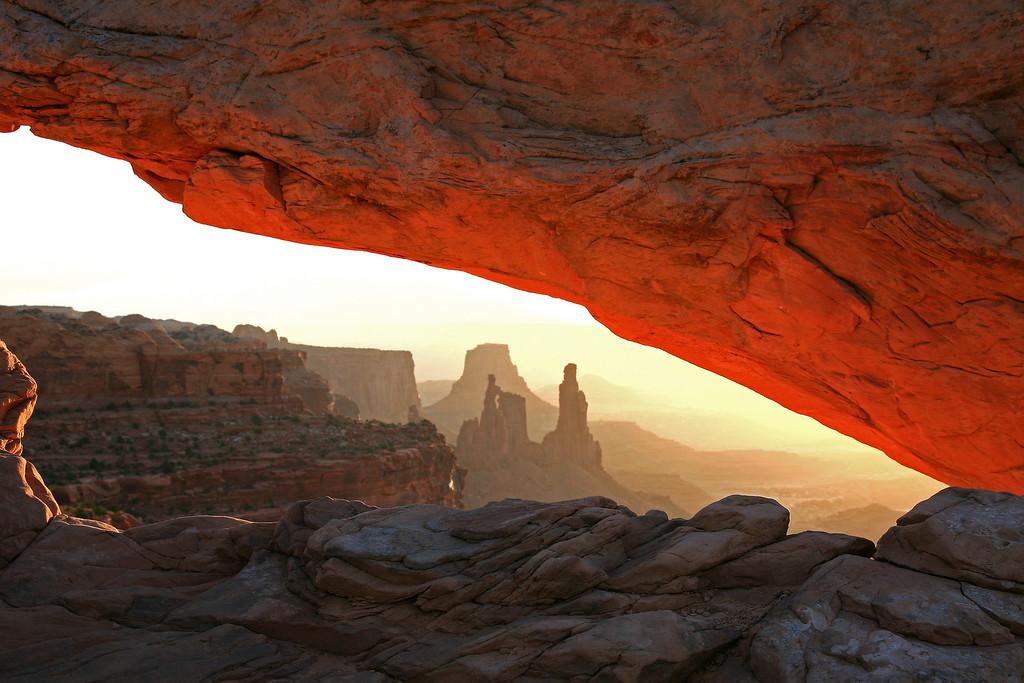 Mesa Arch - Canyonland NP, Utah