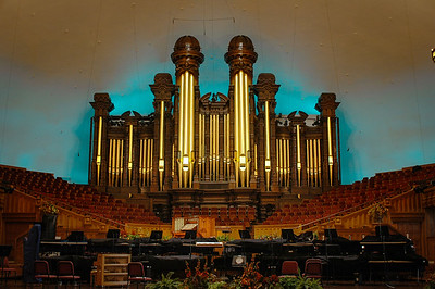Mormon Tabernacle - Salt Lake City, Utah