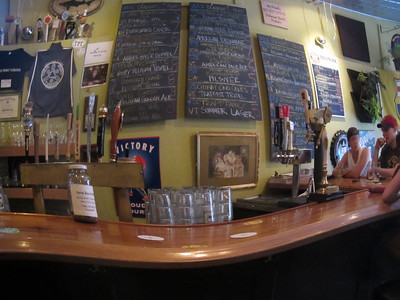 Three Penny Taproom, Montpelier, Vermont