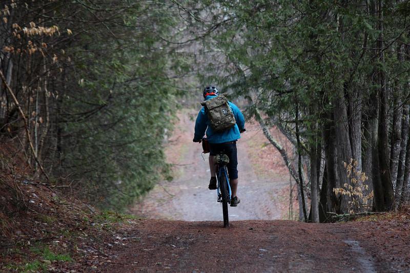 Bikepacking in Vermont