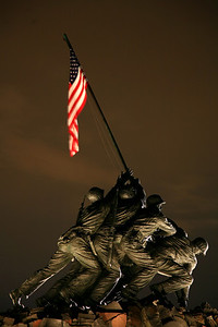 USMC War Memorial - Arlington, Virginia