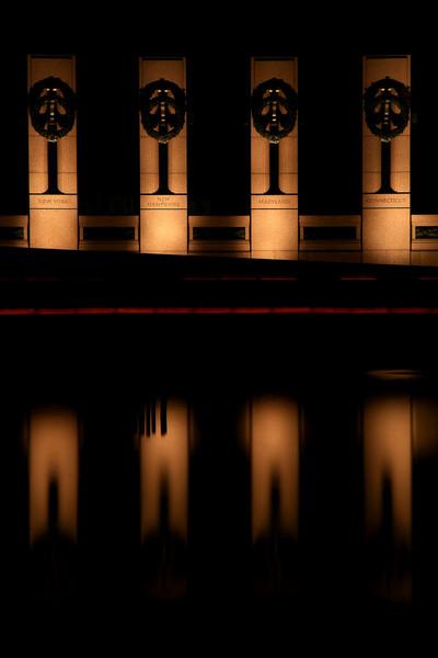 W.W. II Memorial - Washington D.C.