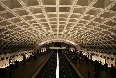 Metro Station - Washington D.C.