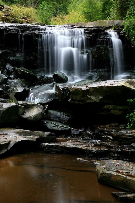 Waterfall - Fayetteville, West Virginia