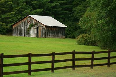 Barn - Bradley, West Virginia