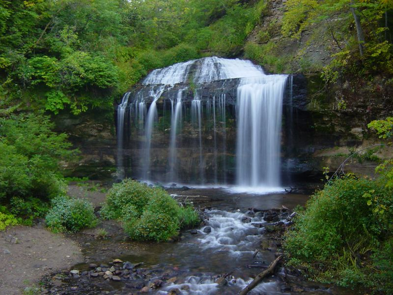 Cascade Falls - Osceola, WI
