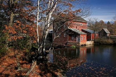 Dells Mill - Augusta, Wisconsin