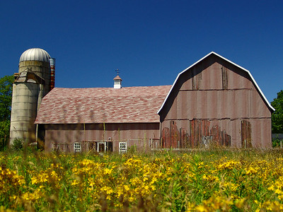 Century Old Farm - Egg Harbor, Wisconsin