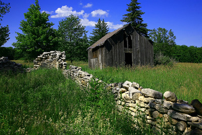 Abandoned Farm - Door County, Wisconsin