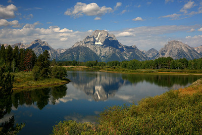 Oxbow Bend - Grand Teton National Park, WY