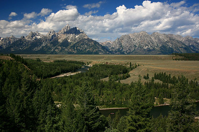 Snake River - Grand Teton National Park, WY