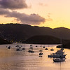 St. Thomas Harbor Dawn