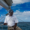 Catamaran Sailing on St. Kitts