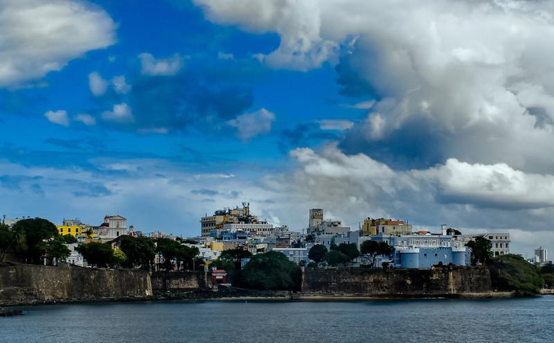 Old San Juan Harbor