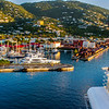 Crown Bay Harbor, Charlotte Amallie, St. Thomas