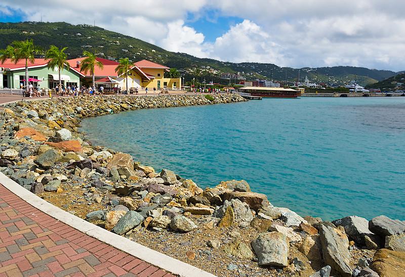 Cruise Terminal, St. Thomas, U.S. Virgin Islands