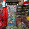 "The gate to Strawberry Field (""Strawberry Fields Forever""); Liverpool, England"