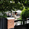 John Lennon's Aunt's home where he grew up; Liverpool, England