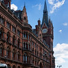 St. Pancras Train Station; London, England