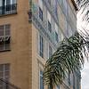 Painted Windows & Balconies; Nice, France