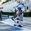Changing of the Guard; Athens, Greece