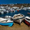 Harbor, Mykonos, Greece