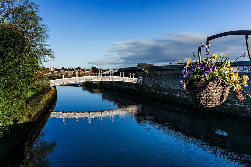 Footbridge; Limerick, Ireland