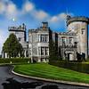 Dromoland Castle near Shannon, Ireland
