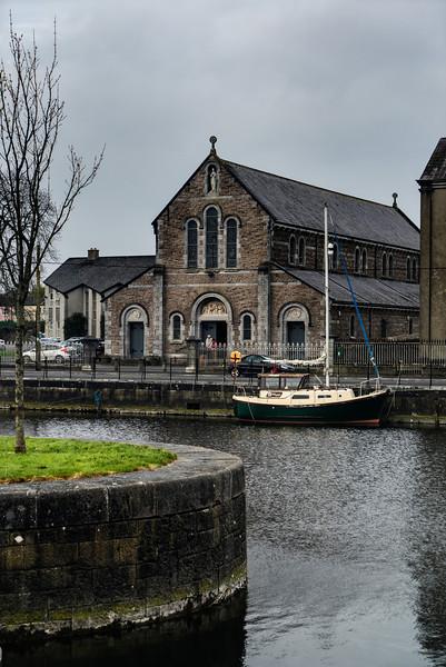 Galway Marina; Galway, Ireland