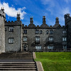 Kilkenny Castle; Kilkenny, Ireland